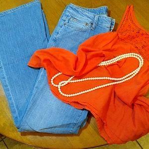 Joe's Mid-Rise Jeans